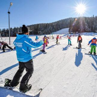 Dzieci - Snowboard